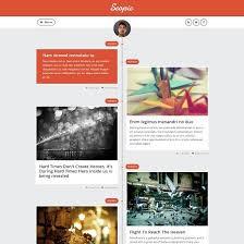scopic responsive blogger template abtemplates com