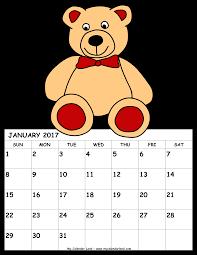 january 2017 calendar my calendar land