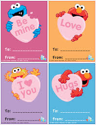 valentines cards for kids home page sesame pbs kids s day ideas