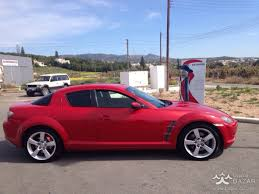 mazda rx 8 2003 coupe 1 3l petrol manual for sale paphos