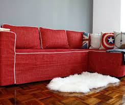 Sofa Seat Cushion Slipcovers Sofa Red Sofa Covers Notable Red Covers For Sofa U201a Satisfying Red