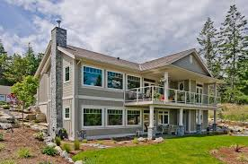 walkout ranch house plans walkout basement designs irrational walk out house plans home and