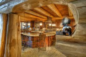 Log Home Floor Plans With Basement by Pioneer Log Home Floor Plan Millersburg Pioneer Log Homes Of Bc