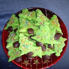 christmas tree biscuits all recipes uk