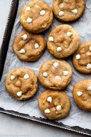 white chocolate chai snickerdoodles sallys baking addiction