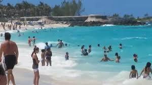 Atlantis Bahamas Map Cabbage Beach Paradise Island Nassau Bahamas Youtube