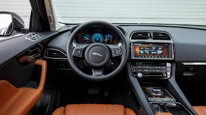 New Jaguar F Pace 25t 2 0 Litre Turbo Petrol Review Pics 2017 Jaguar F Pace Suv Review With Price Horsepower And Photo Gallery