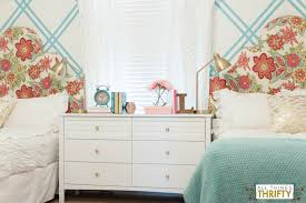 girls tween room ideas gold turquoise and pink all things thrifty