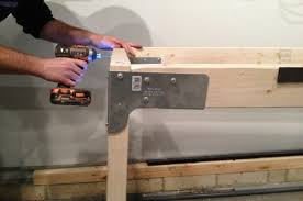 Ideal Woodworking Workbench Height by How To Build A Heavy Duty Workbench One Project Closer