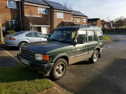 land rover discovery goodwood v8 manual twin lpg rare 1 of only