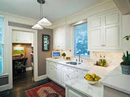 shaker kitchen cabinets pictures options tips ideas hgtv old world kitchen with antique german tile