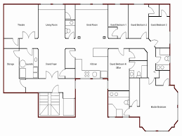 draw a floor plan free draw simple floor plans free agreeable plans free landscape new in