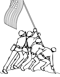 bell coloring pages within liberty page creativemove me