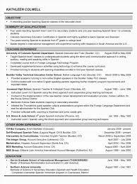 Teach For America Sample Resume by Download Mock Resume Haadyaooverbayresort Com