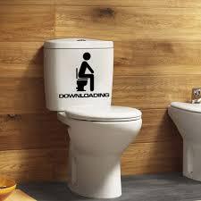 popular downloading bathroom sticker buy cheap downloading downloading toilet bathroom decorative stickers bathroom wall decoration sticker diy decorative stickers removable creativity china