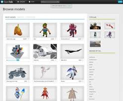 3ders org free sketchfab service allows you to upload and
