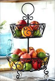 wall fruit basket fruit basket for kitchen huetour club