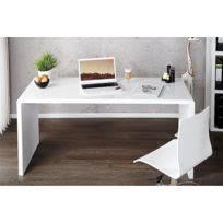 bureau design blanc laqué amovible max bureau design blanc laque amovible max achat bureau design blanc