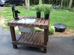 Pallet Furniture Outdoor Bar Pallet Sink Crafts Diy Etc Pinterest Pallets Sinks And Craft