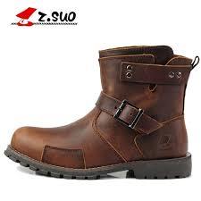 motorcycle footwear mens new men s moto england martin boots genuine leather men motorcycle