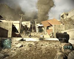 Battlefield Bad Company 2 Battlefield Bad Company 2 In To The Destroyed City We Go To