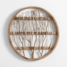 Wood Wall Decor Target by Best Wood Round Wall Art Products On Wanelo Circular Wall Decor