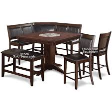 counter height dining sets dining room rc willey