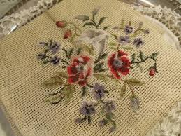 11 best needlepoint tapestry vintage antique images on