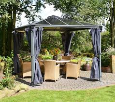 Gazebo Curtain Ideas by Popular Gazebo Curtains Bright Ideas For A Gazebo Curtains