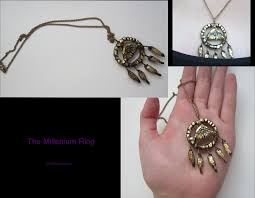 ring pendants necklace images The millenium ring pendant by diemoviestars jpg