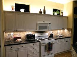 Hardwired Cabinet Lighting Led Under Cabinet Lighting Strip U2013 Kitchenlighting Co