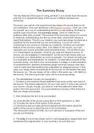 summary essay sample aone essays writing main idea thesis statement topic sentences summary essay sample page note taking summary summary essay sample page 1