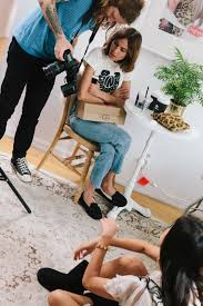alexa chung art directs the new uggs campaign vogue