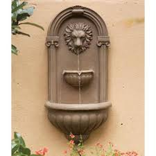 fabulous wall mounted fountains outdoor fountains copper outdoor