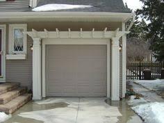 Garage Pergola Designs by Small Modern Garage Design Ideas Carriage Style Garage Doors