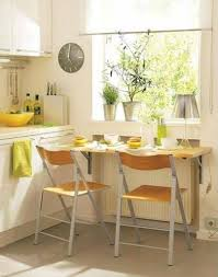 Space Saving Ideas Kitchen by Home Design 89 Mesmerizing Small Kitchen Table And Chairss