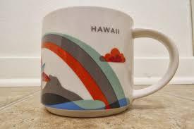 starbucks you are here collection mug hawaii it has grown on me