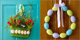 Easter Decorations For Your House by Festive Easter Decorations For Your Home