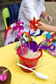 Table Decorations Centerpieces 120 Best Graduation Beach Party Ideas Images On Pinterest Beach