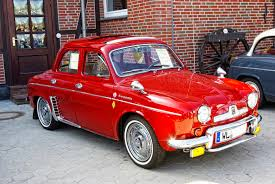 1958 renault dauphine 1965 renault dauphine information and photos momentcar