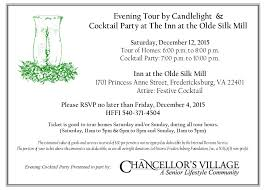 historic fredericksburg foundation inc holiday candlelight