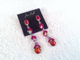 jim earrings 106 best complete the look ab pageant jewelry images on
