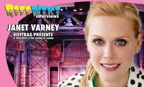 riffwiki interviews janet varney rifftrax presents sf