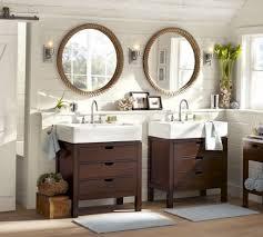 Dark Vanity Bathroom Two Vanity Bathroom Designs Two Separate Sinks And Vanities