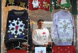 ugly christmas sweaters bask in mainstream appeal chicago tribune
