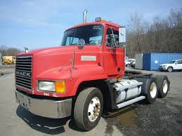 used mack trucks 1999 mack ch613 tandem axle day cab tractor for sale by arthur