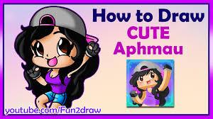 fun2draw thanksgiving how to draw aphmau fun2draw pinterest drawings
