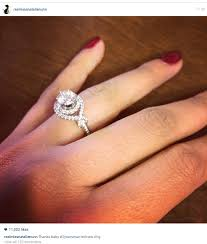 upgrading wedding ring natalie nunn s wedding ring upgrade 2 yr anniversary upgrade