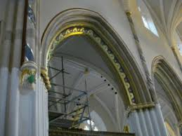 st cathedral halcyon cornice