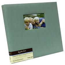 cloth photo album 12 x 12 cloth scrapbook album by recollections
